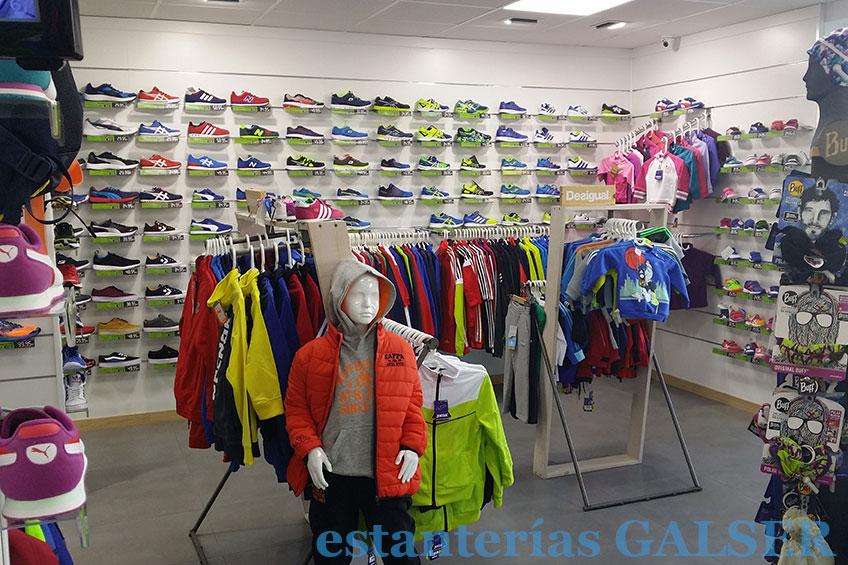 Galser - Deportes y Calzado