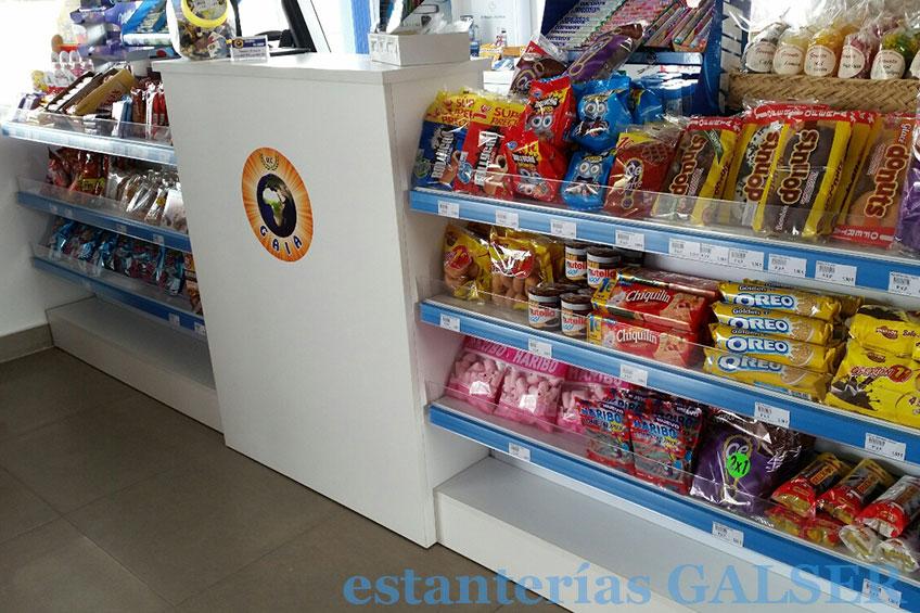 Galser - Estaciones de servicio