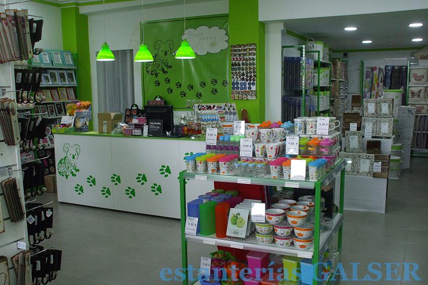Galser - Tienda de animales