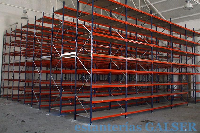 Galser - Pequeño almacén